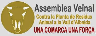 Plataforma contra la planta de residus animals de la Pobla del Duc