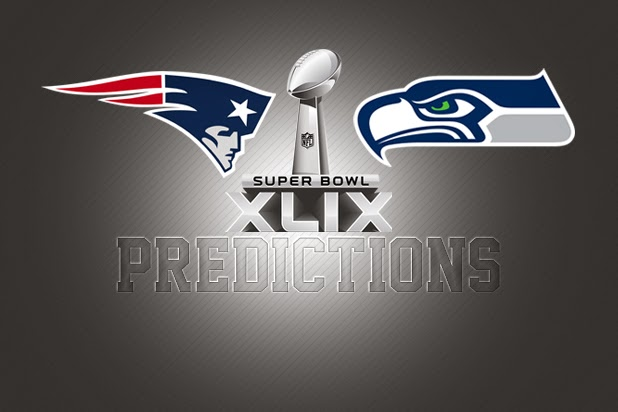 Superbowl 49 Predictions