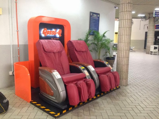 Massage Chair Vending Machine