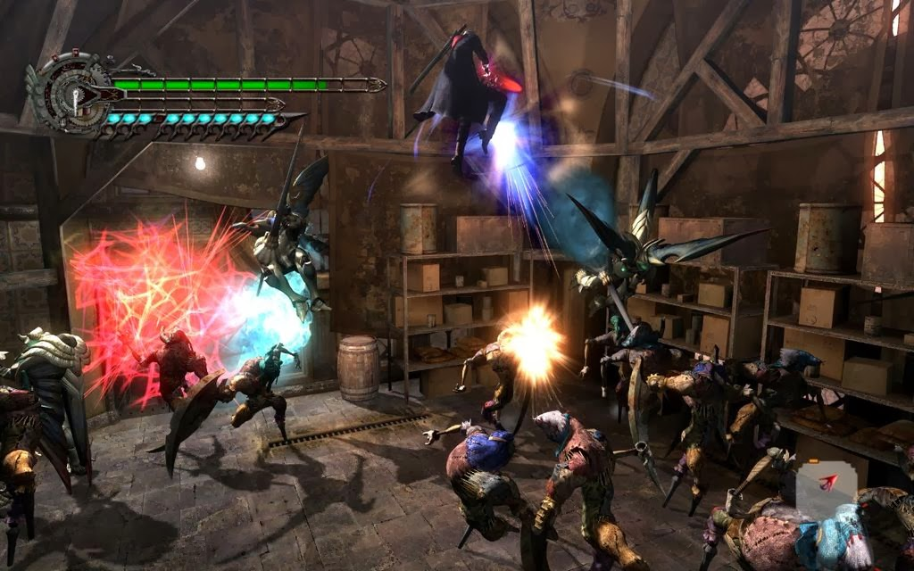 Download Game Devil May Cry 4 PC Highly Compressed [Google