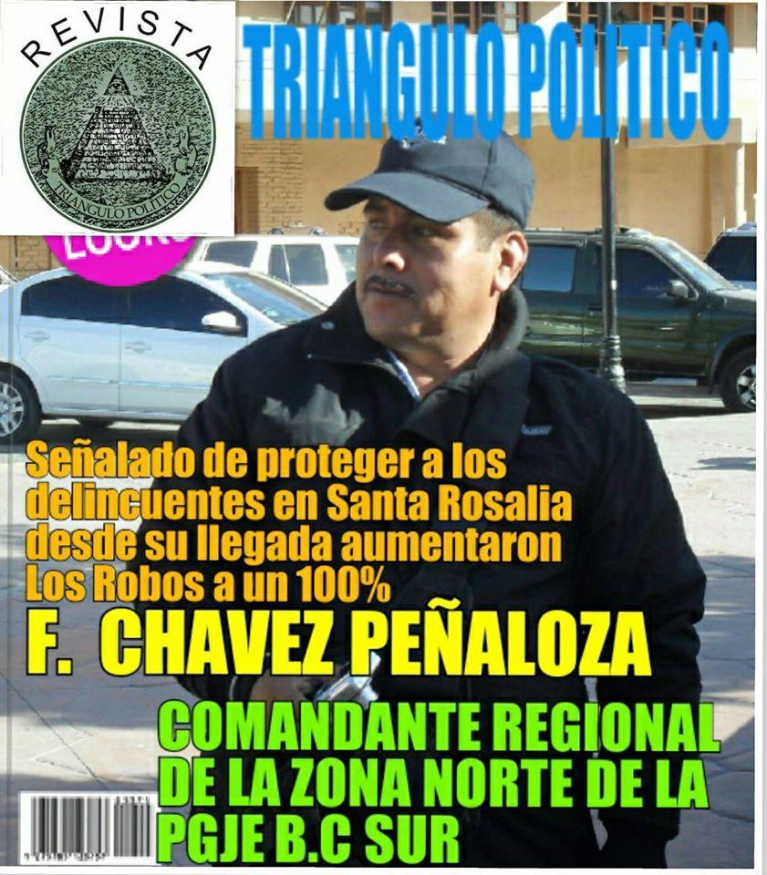 Azota ola de inseguridad en Santa Rosalía.