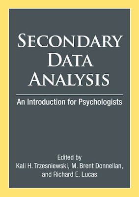 Secondary Data Analysis: An Introduction for Psychologists - Free Ebook Download