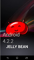 Sony Xperia ZL Android 4.2.2 Jelly Bean