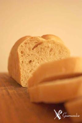 gourmandise pão fermentação natural