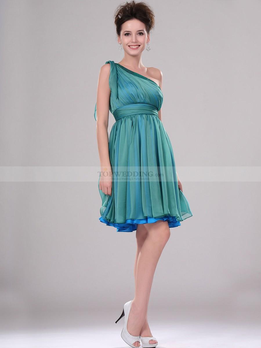 Sheng Yuan Blog: Short Party Dress for Parties