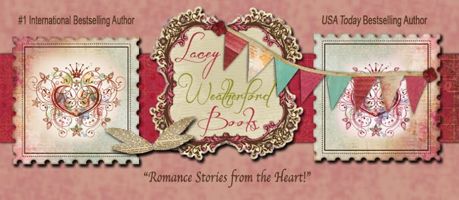 Lacey Weatherford Books