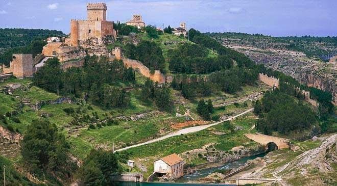 Castillo de Alarcón, Cuenca