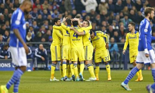 Sôi động C1: Chelsea giành vé vào vòng Knock-out