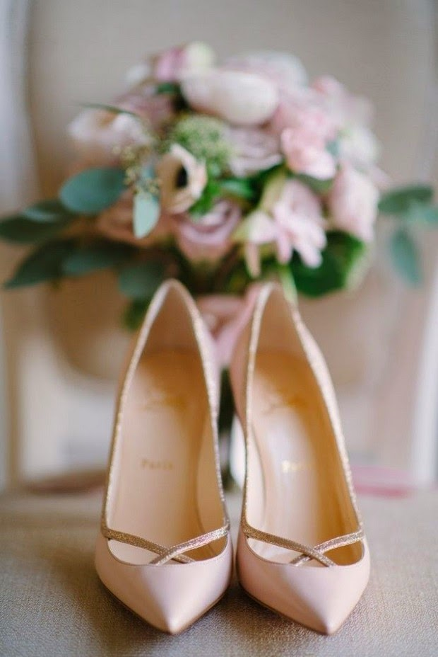 Im So Much Passionate Over These 3 Blush Wedding Shoes 2015 That Wonderful For Sweet Tender Deal