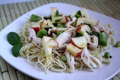 Utah Deal Diva Cool Chicken & Noodle Salad easy summer meals