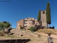 """Vista general del conjunt de Sant Feliuet de Terrasola. Autor: Francesc """"Caminaire"""""""