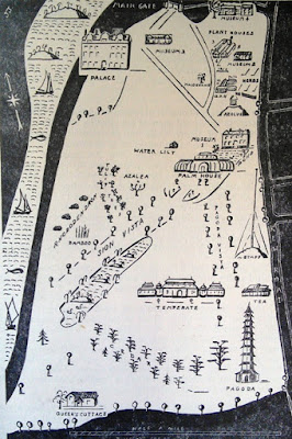 Map of Kew Gardens