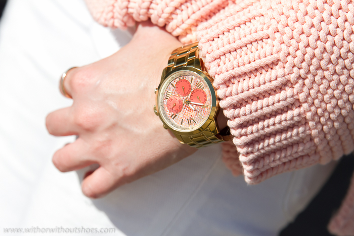 Tendencias en relojes con colores de Guess Watches