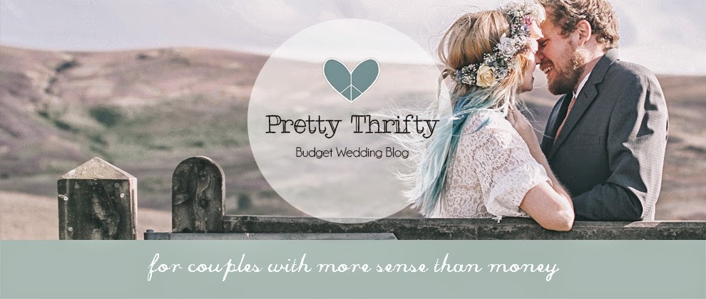 Pretty Thrifty | weddings on the cheap from invitations to venues & everything in between