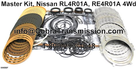 Cobra Transmission Parts 1 800 293 1848 Re4r01a Rl4r01a