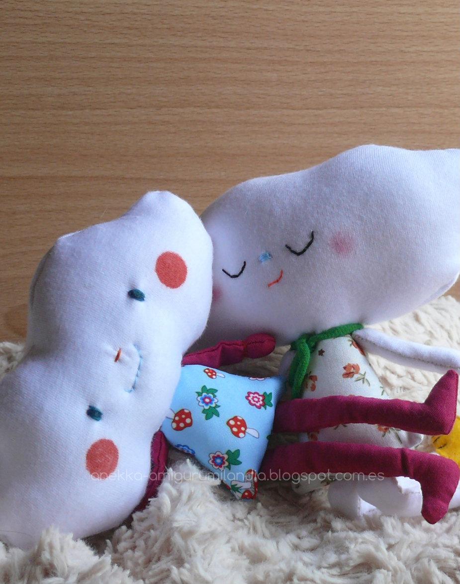 love plush doll anekka