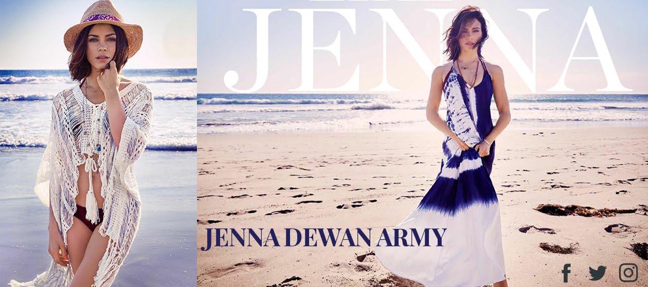 Jenna Dewan Army