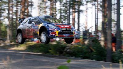 resultados rally  finlandia ss19