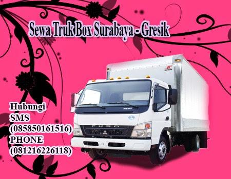 Sewa Truk Box Surabaya - Gresik