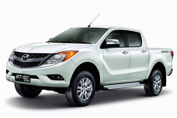 harga mobil mazda bt-50 pro 2015
