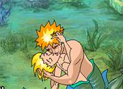 Mermaid Secret Kisses juegos