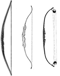 types of bows