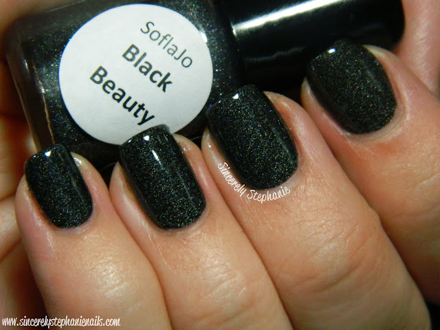 SoFlaJo Black Beauty