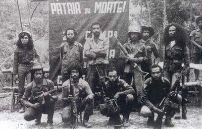 Pasukan Falintil di Timor Timur