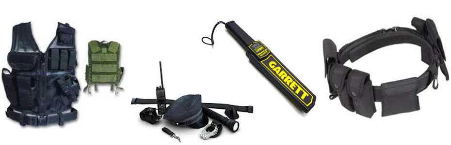 Security Equipment untuk Polisi atau tentara