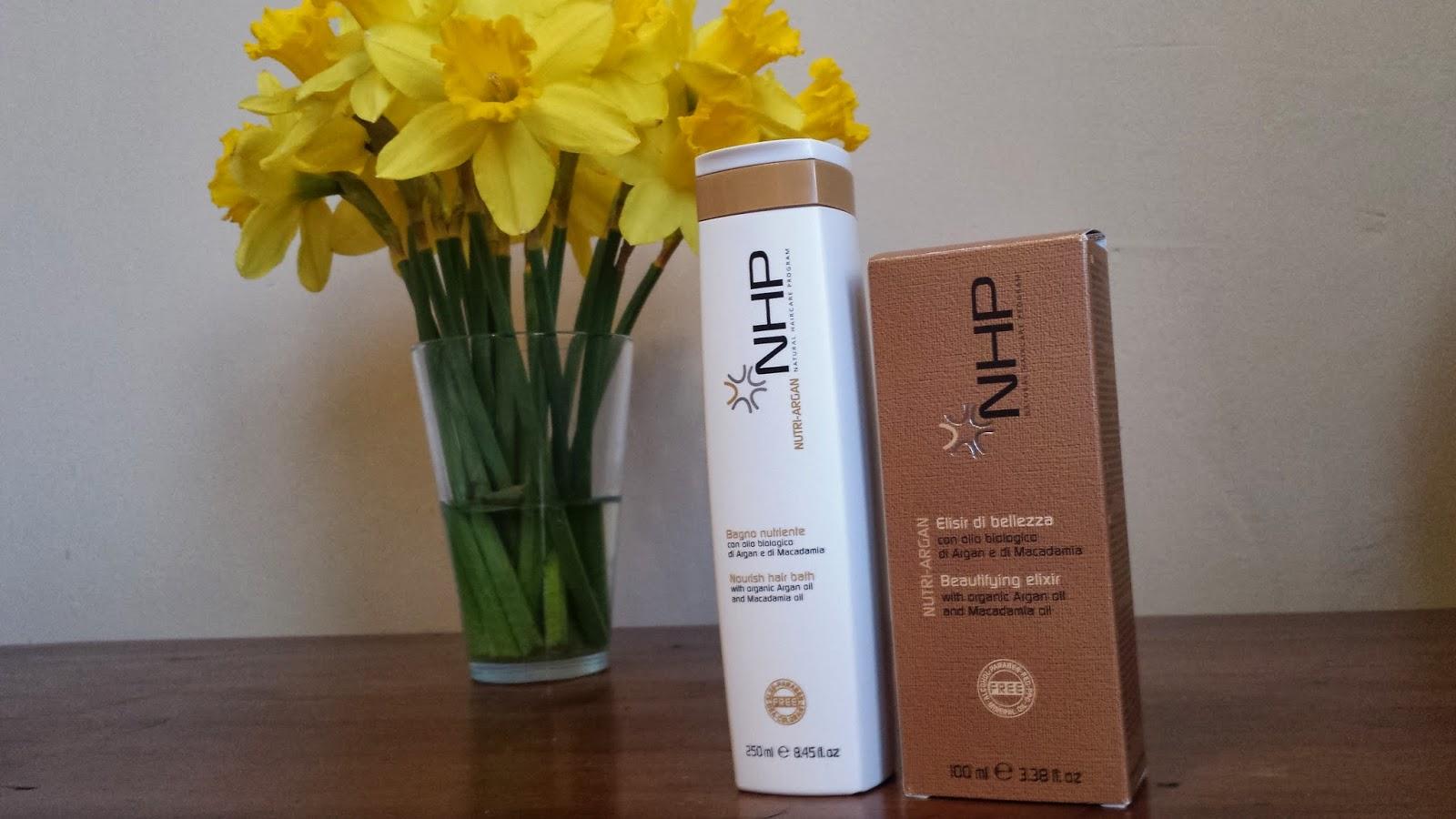Nutri Argan – Nourishing Hair Care from NHP