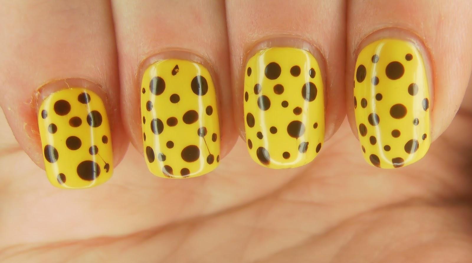 The Extraordinary Cute cheetah print nails Photograph