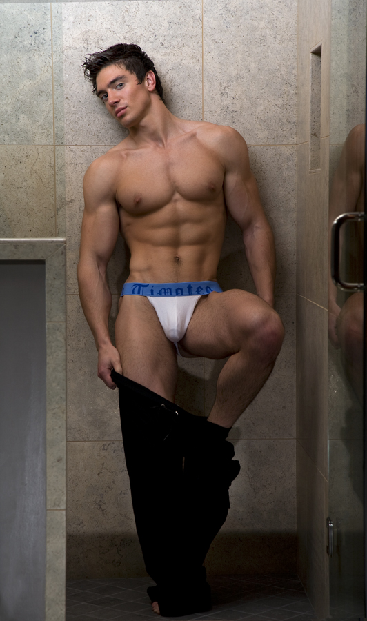 Nude gay males military