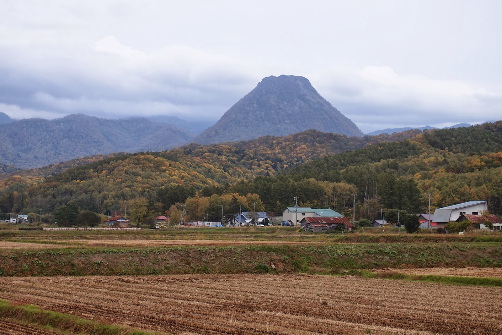 Koganeyama in Hokkaido