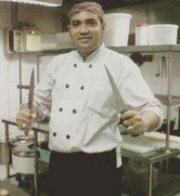 Budi Master Chef indonesia 4