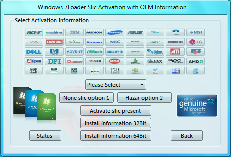 windows 7 activator and loader