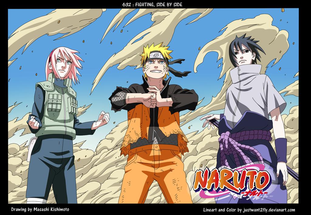 อ่านการ์ตูน Naruto636 แปลไทย โอบิโตะในตอนนี้