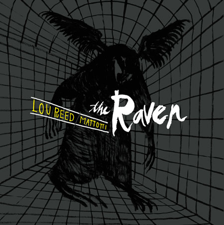 The Raven - Lou Reed - Lorenzo Mattotti