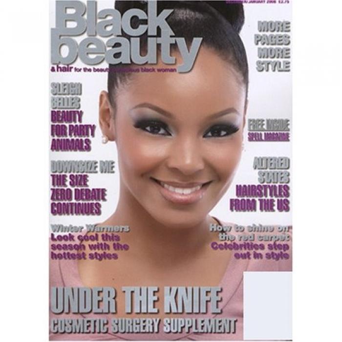 black hair magazine online - Bilder
