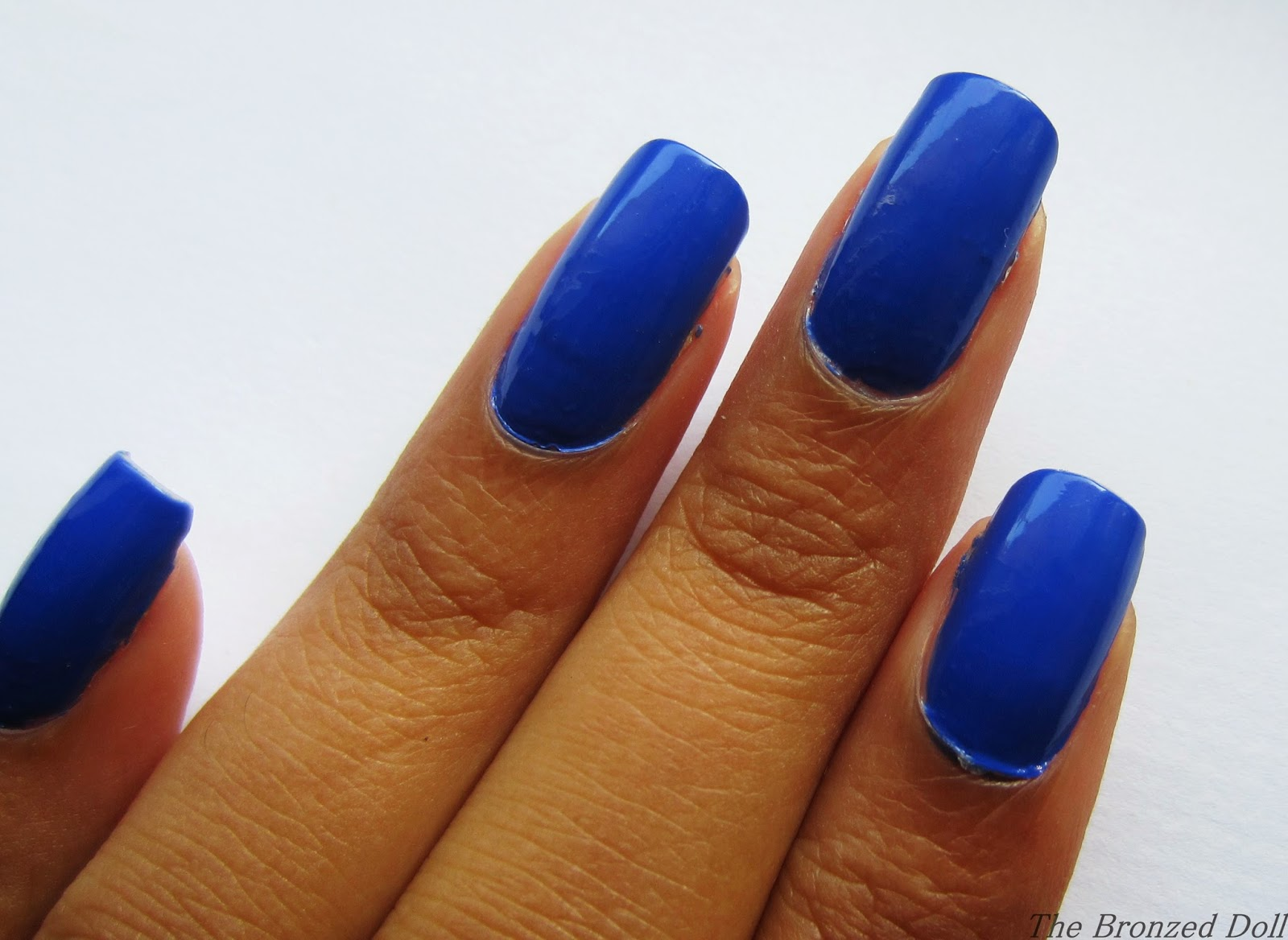 Review of revlon gel envy nail polish in wild card and top coat