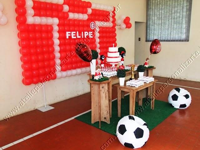 decoração de festa infantil Internacional