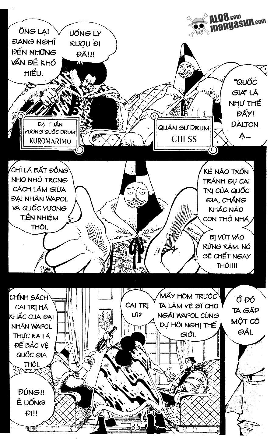 Đảo Hải Tặc chap 142 - Trang 5