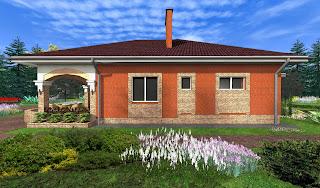 4 комнатный дом