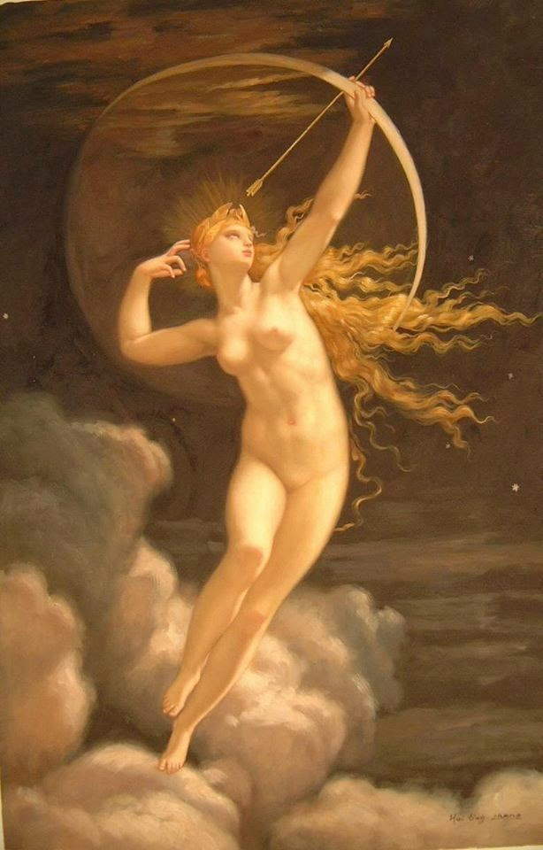 Artemis guerreira
