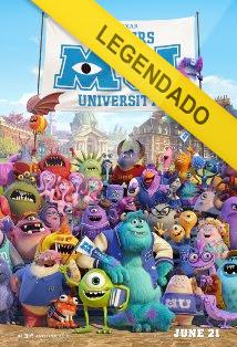 Universidade Monstros – Legendado