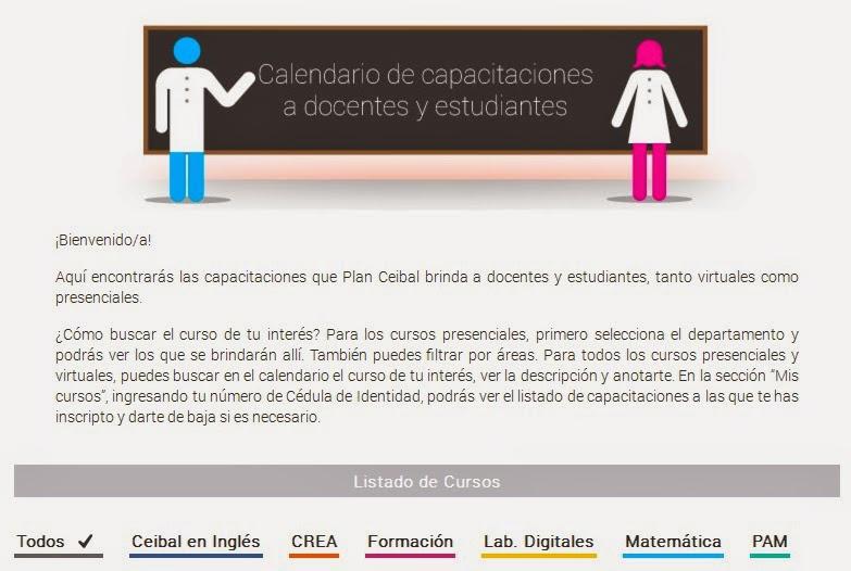 http://cursos.ceibal.edu.uy/index/lista/