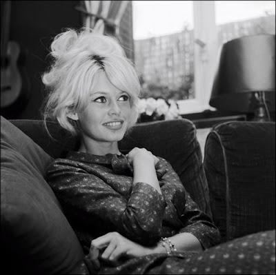 Brigitte Bardot actriz de cine