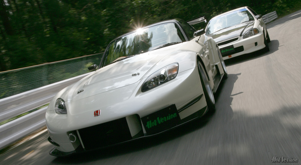 sportowe samochody, co to jest, toge, Japonia, tunned, illegal, touge, Honda Civic, S2000