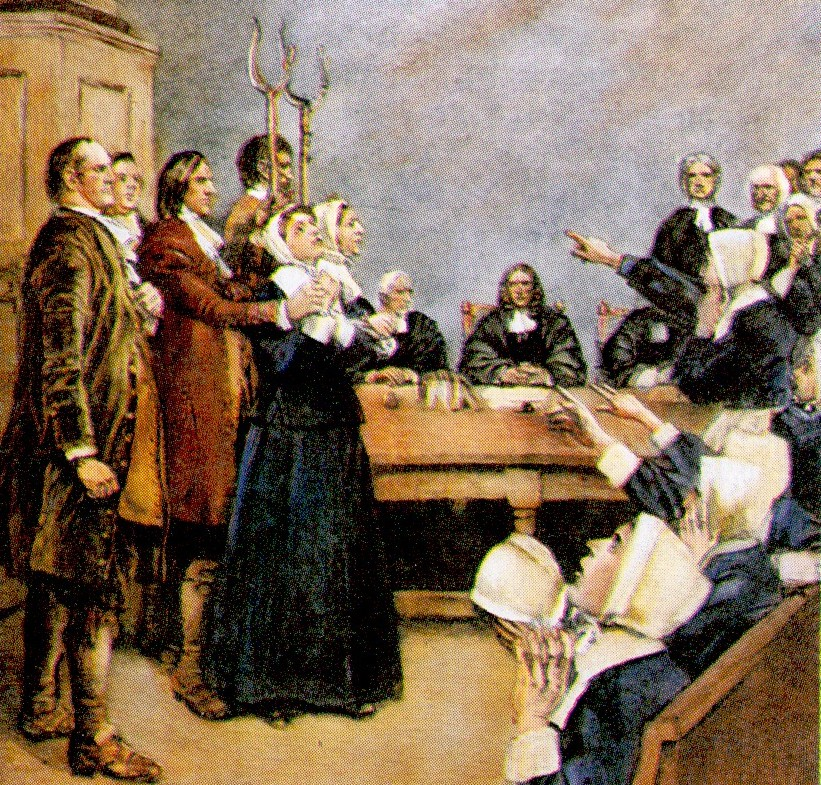 What Was The Salem Witch Trials?