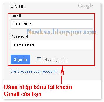 Cách đăng ký và sử dụng FeedBurner Atom cho Blogspot