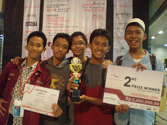 2nd winner | simbiz ja titan @ binus 2011